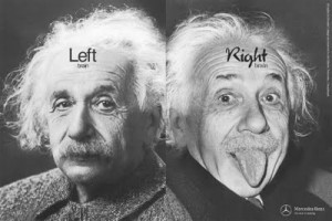 right+left+brain+einstein