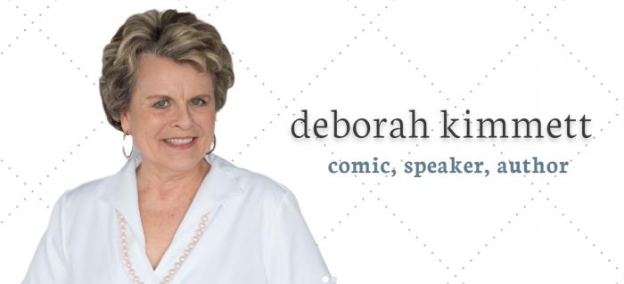 About Deborah Kimmett